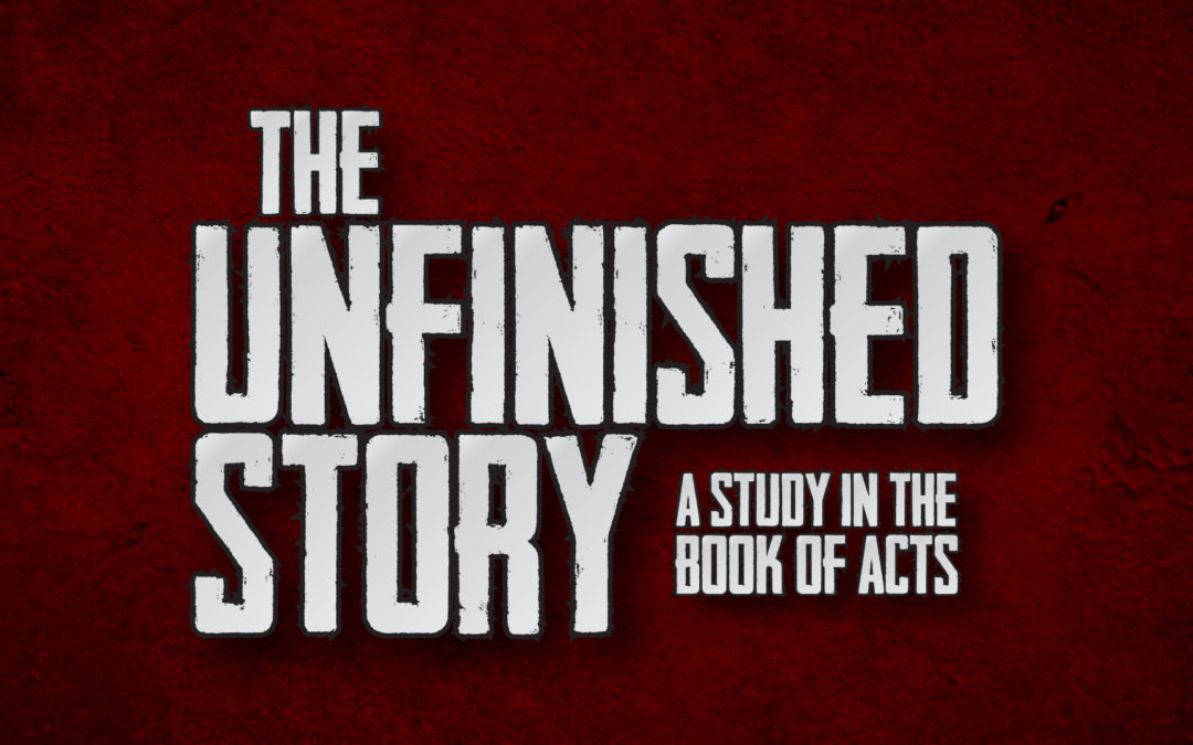 The Unfinished Story Series